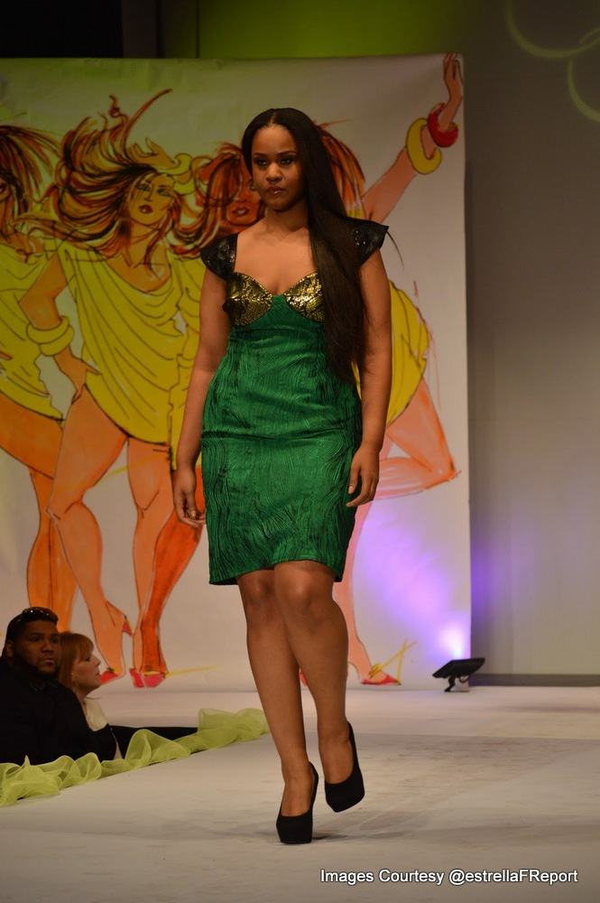 2013 Full Figured Fashion Week Indie Showcase- Aiimee