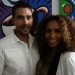 Aaron Tredwell and Janet Mock