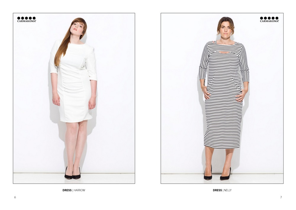 International Plus Size Label Carmakoma Spring 2013