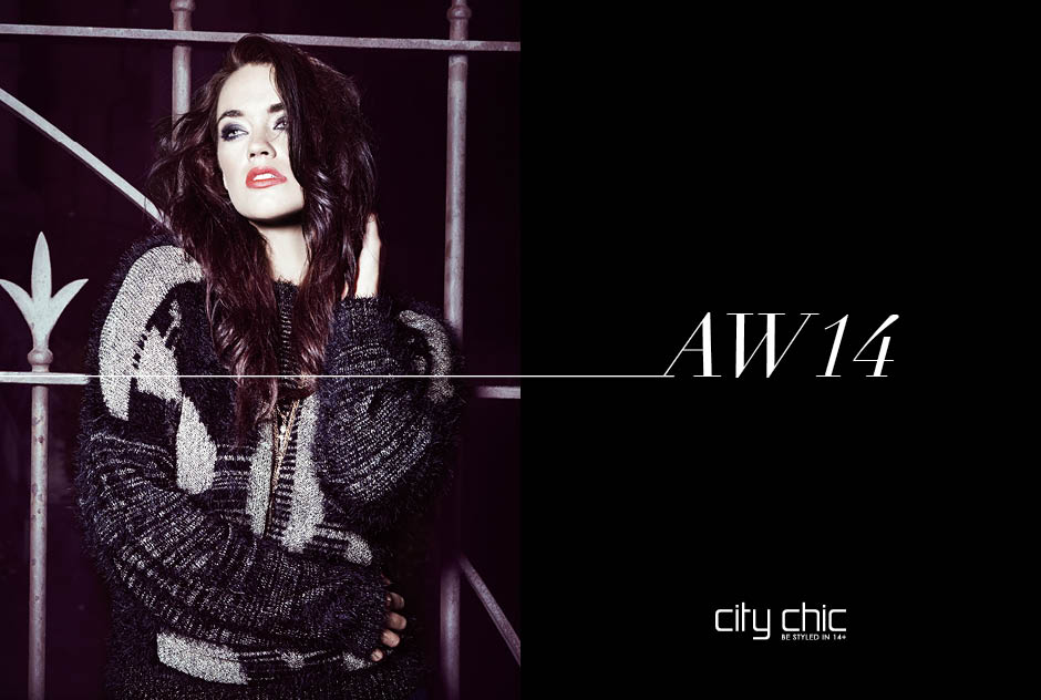 City Chic Fall 2014 Look Book