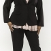 Plus Size Designer- Dama Talya Wear to Work Essentials