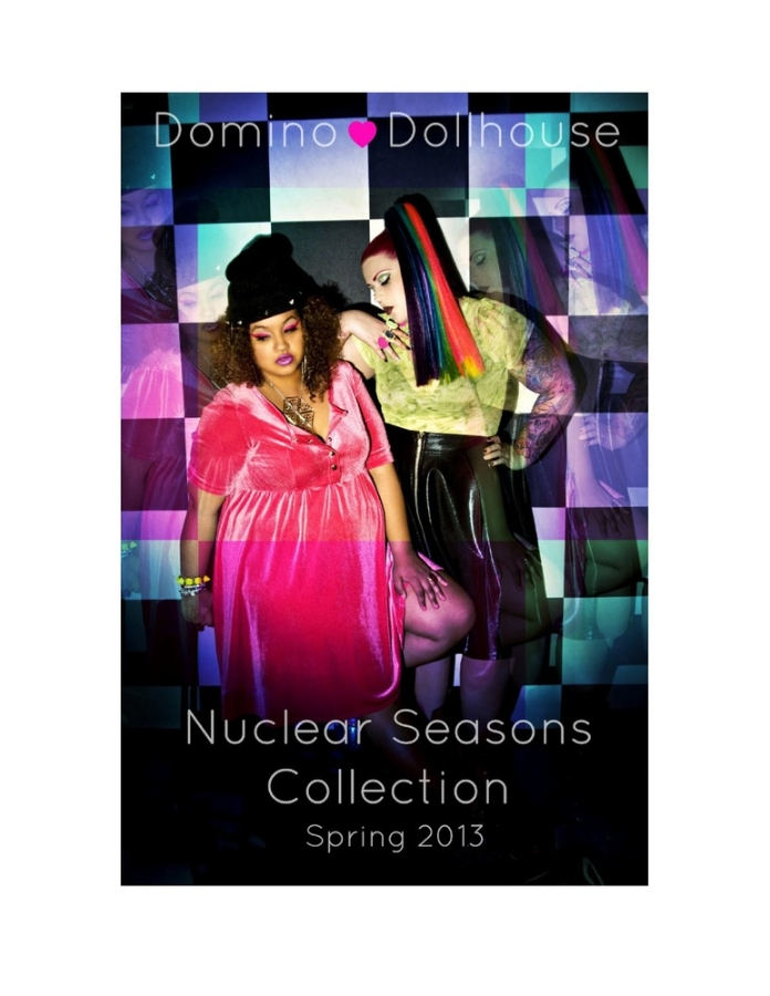 Domino Dollhouse Nuclear Seasons Collection