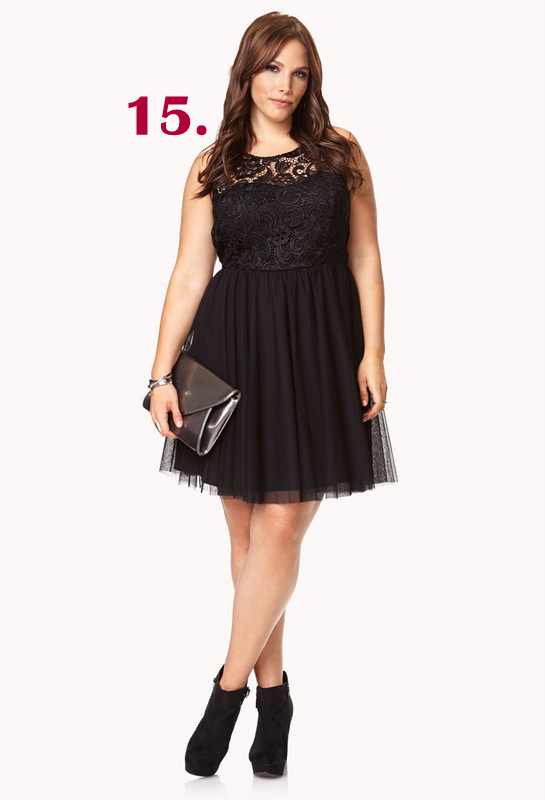 s.L. Models plus size dresses