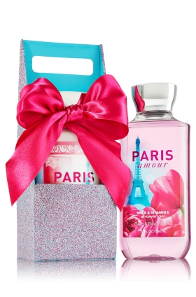 Paris Amour Duo Gift Set from Bath and Body Works On the Curvy Fashionista