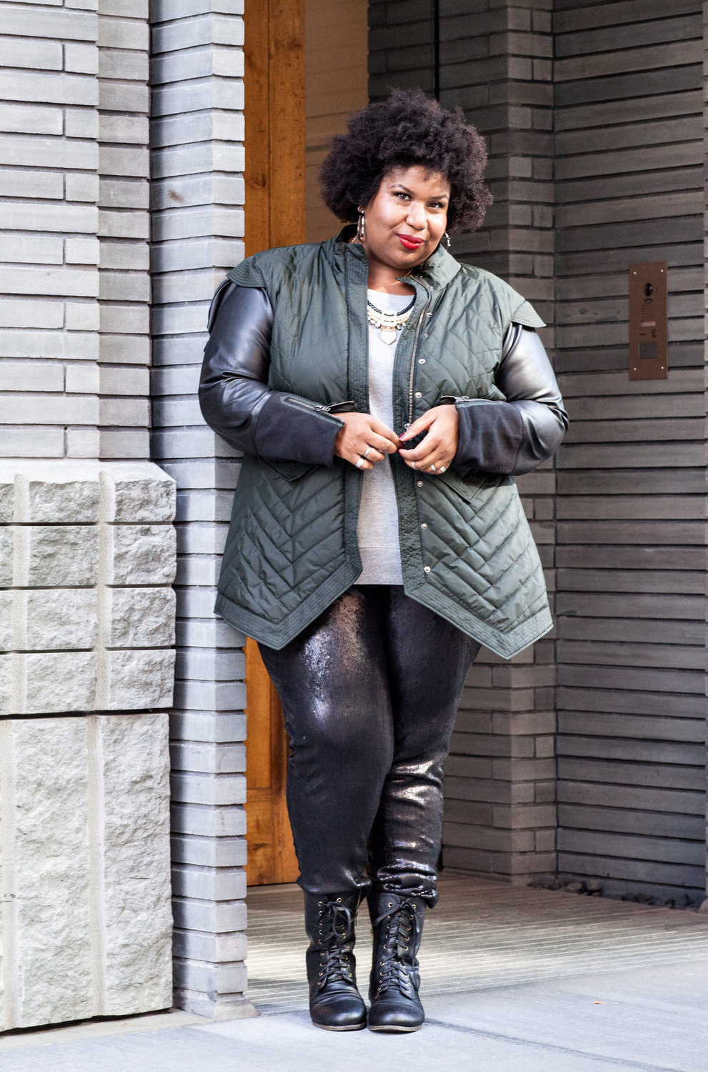 MYNT 1792 Blogger Coat Collaboration- Kellie Brown