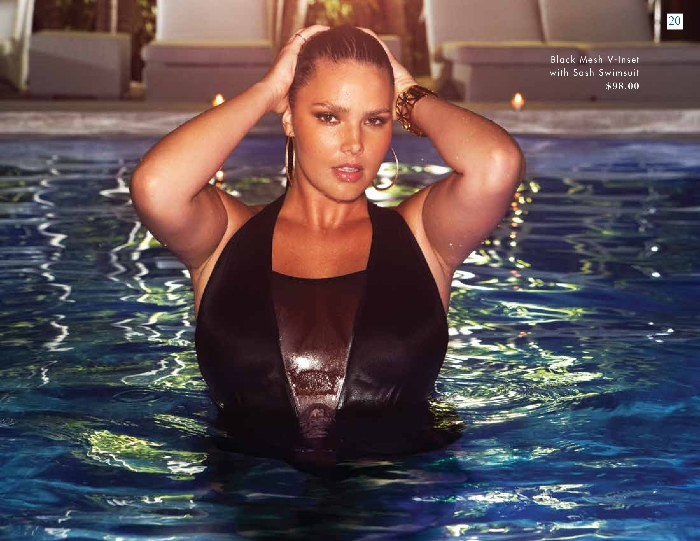 Plus Size Swim Sexy Collection at Swimsuits for All: Summer 2013 Look Book