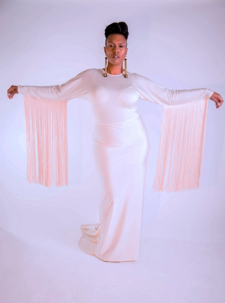Plus Size Designer Shanda Freeman  the-constance-dress