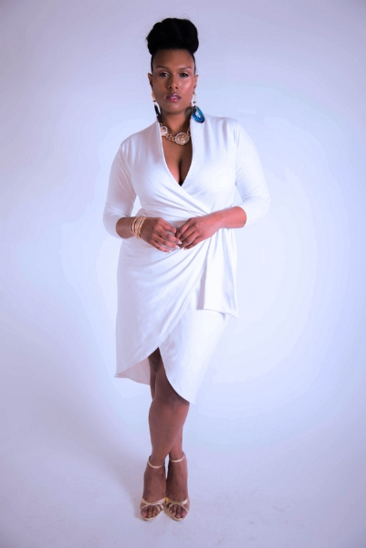 Plus Size Designer Shanda Freeman  the-fatal-attraction-dress