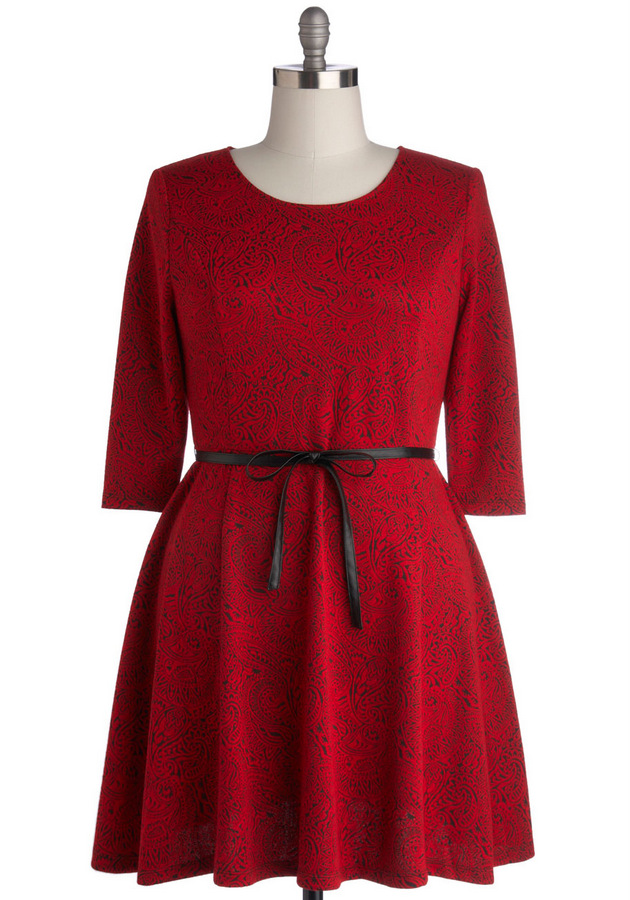 ModCloth Dare to Dream Dress