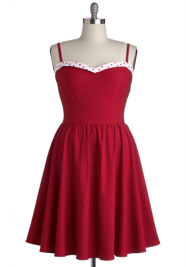 ModCloth Neyla Dress