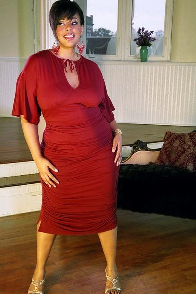 The Love Collection by Plus Size Designer Monif C
