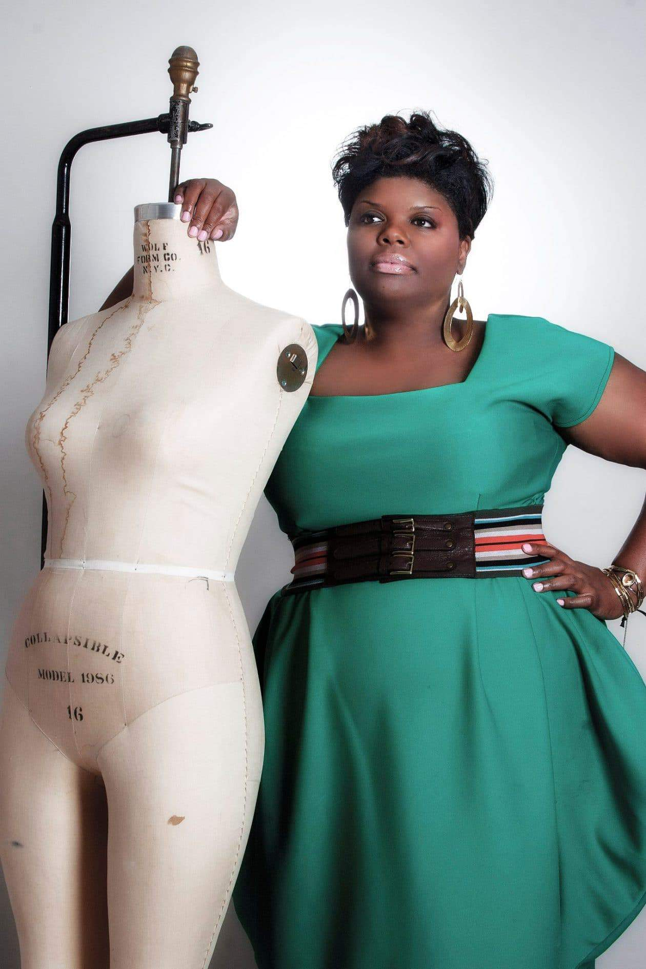 Jasmine Elder: The Curvy Fashionista behind the plus size contemporary line- Jibri