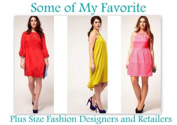 Curvy Fashionista Plus Size Designers The Curvy Fashionista Plus