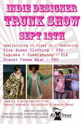 Indie Designers' Trunk Show