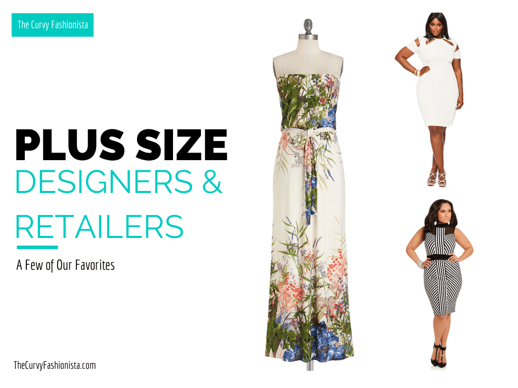 Curvy Designers and Retailers