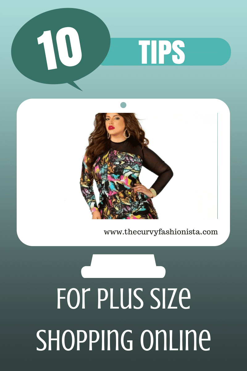 10 Tips for Plus Size Shopping Online