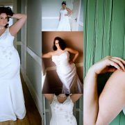 Cc.elaine Plus Size Bridal