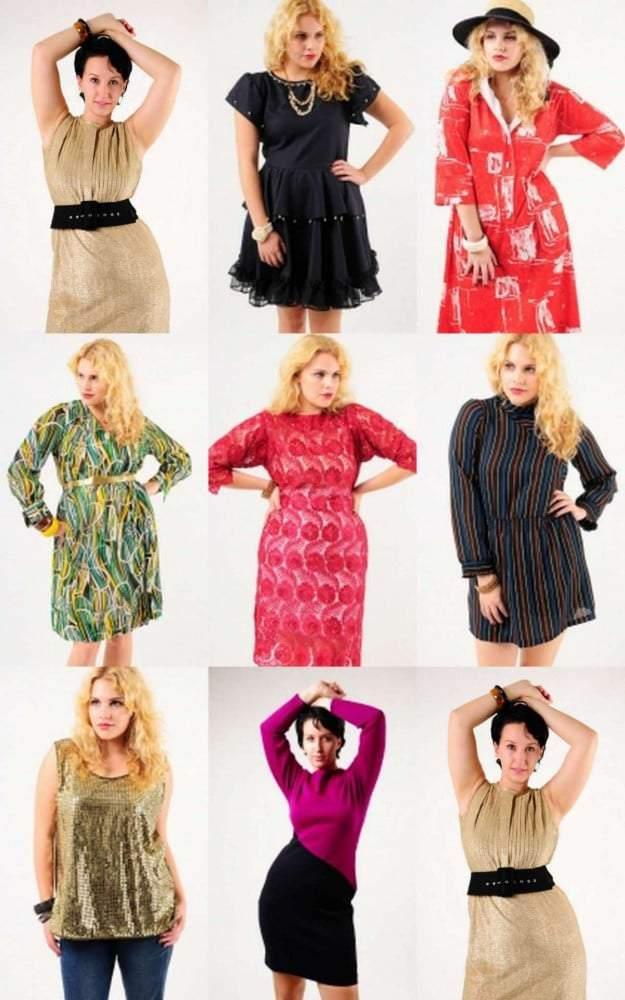 Plus Size Vintage Clothing Stores