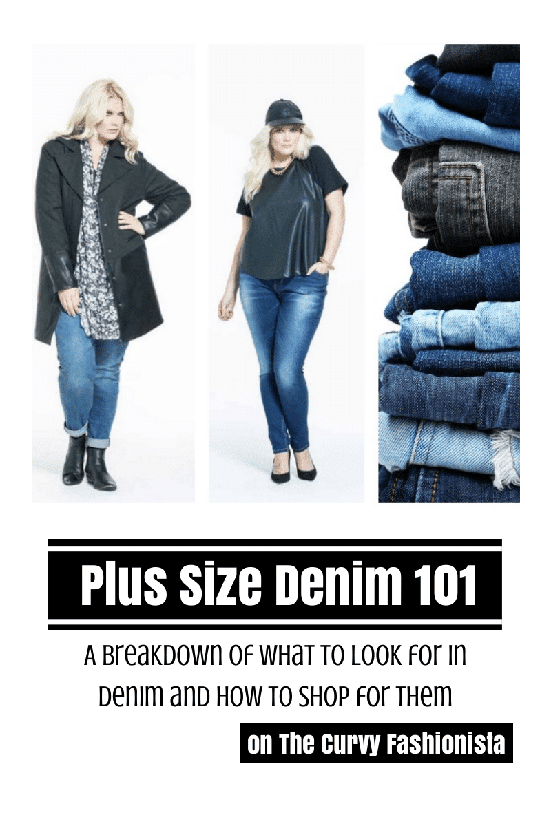 Plus Size Denim 101