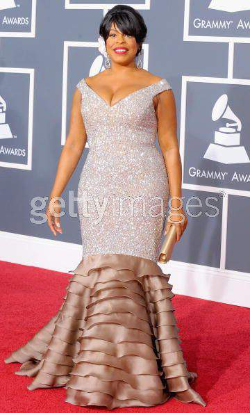 Niecy Nash at the 2010 Grammys