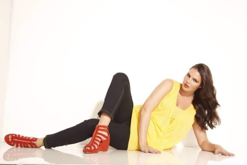 Taking Canadian plus size fashion by storm- Jessica Biffi