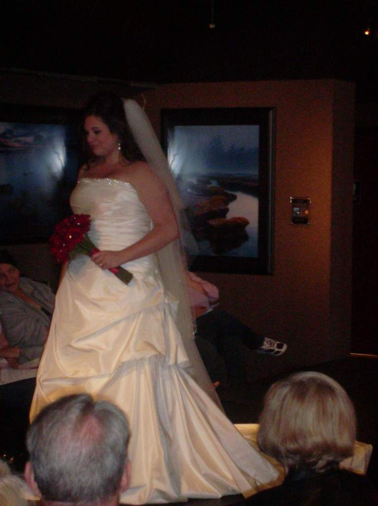 Trudy's Plus Size bridal Trunk Show- Gorgeous with Curves