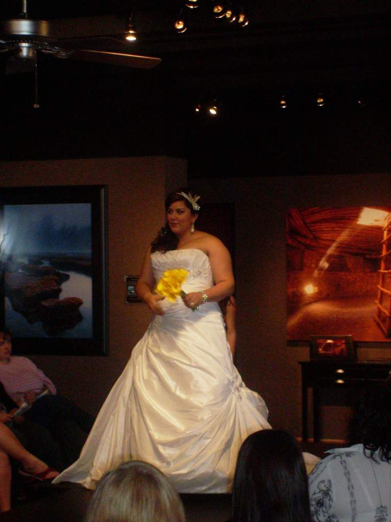 Trudy's Bridal Trunk Show- Gorgeous with Curves