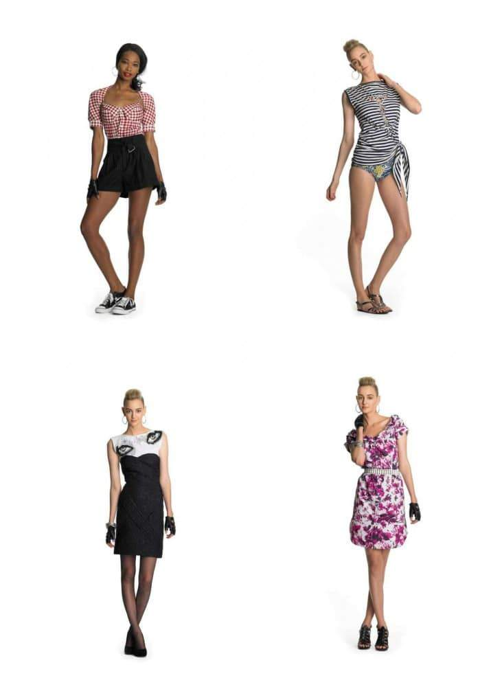 Jean Paul Gaultier for Target and the Curvy Fashionista