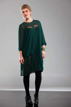 Plus Size New Zealand Brand Moss