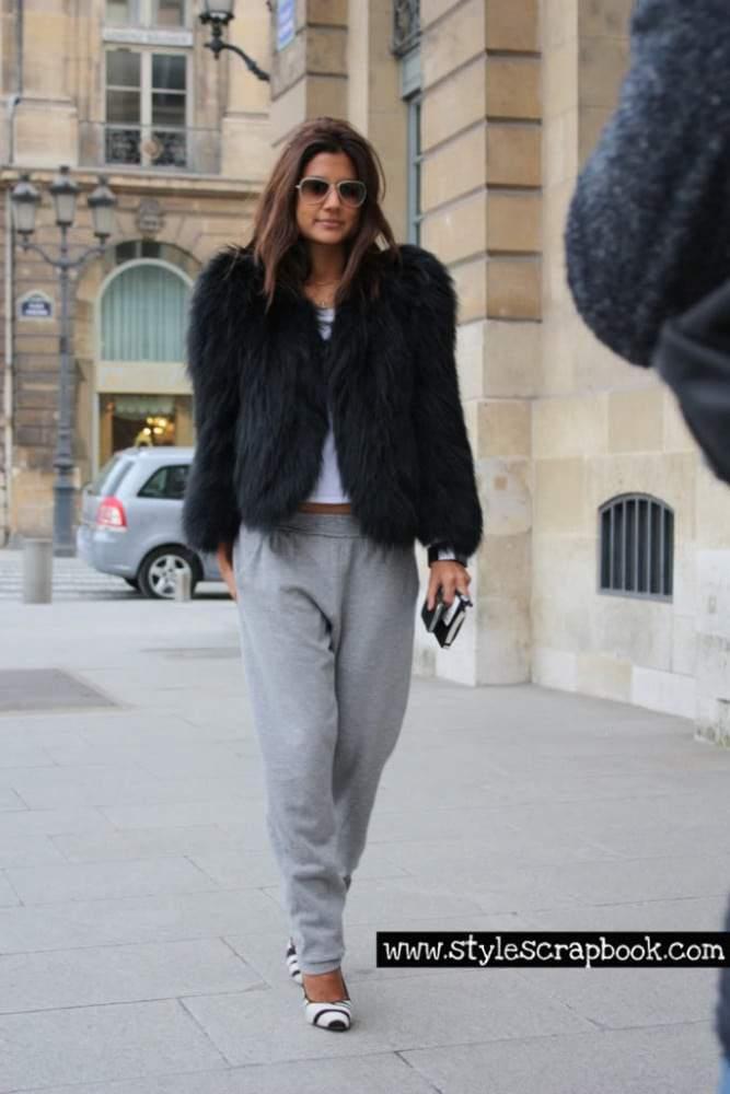 Tailored Sweatpants