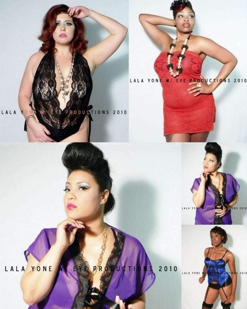 Plus Size Lingerie by K. Antionette