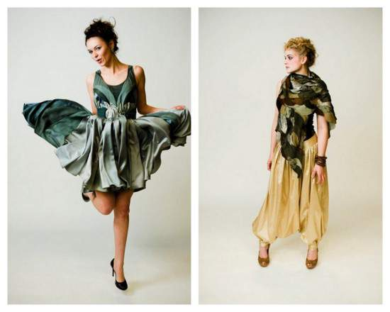From Discarded to Divine: Recycled fashions, renewed lives