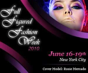 Face of Full Figured Fashion Week- Rosie Mercado