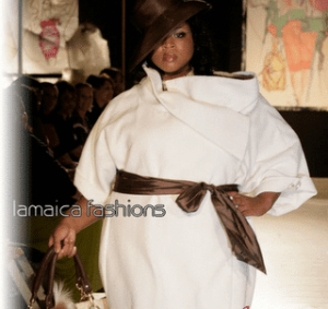 Lamaica Fashions at Full Figured Fashion Week