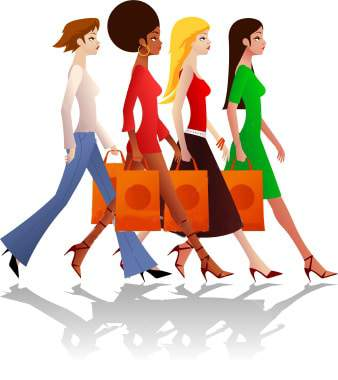 Shop till you drop during Full Figured Fashion Week- The Shopping Excursion
