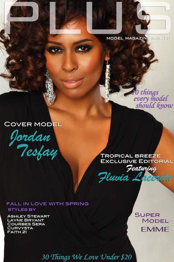 May edition of Plus Model Magazine