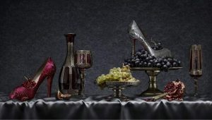 christian louboutin and peter lippman collaboration