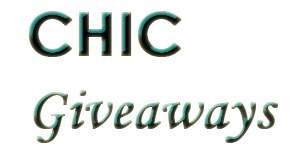Giveaways on The Curvy Fashionista