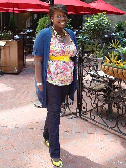 Show and Tell on the Curvy Fashionista: Alissa