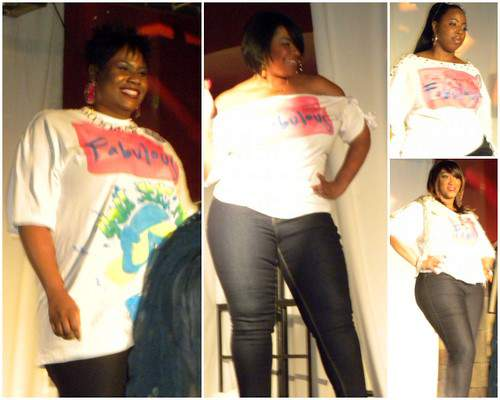 Full Figured and Fabulous Runway Competition for Full Figured Fashion Week