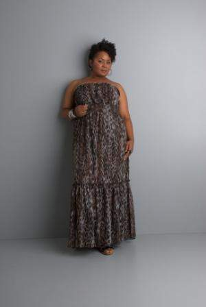 The Curvy Fashionista's Lane Bryant Photo Shoot