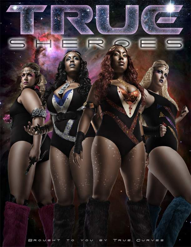 True Sheroes cover