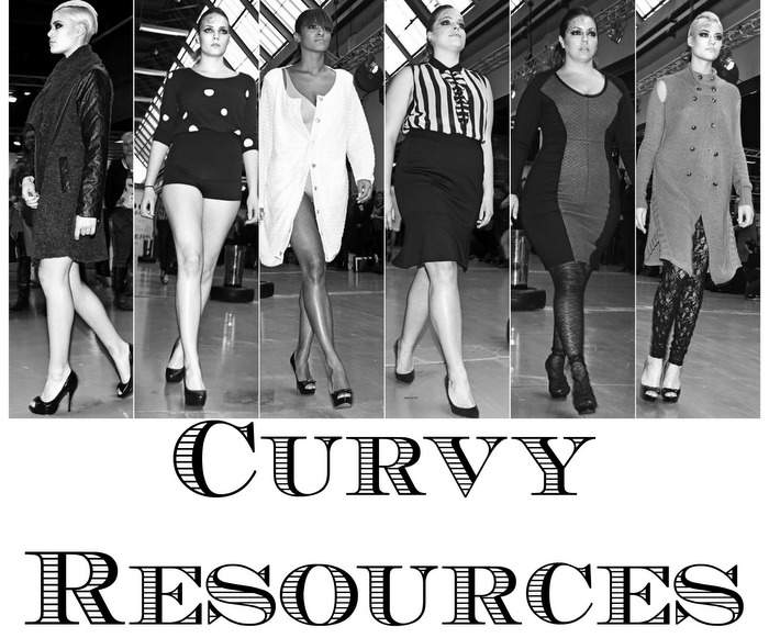 plus size fashion resources