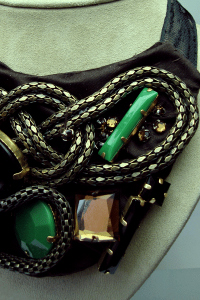 Viscera New York Accessories Fall 2010