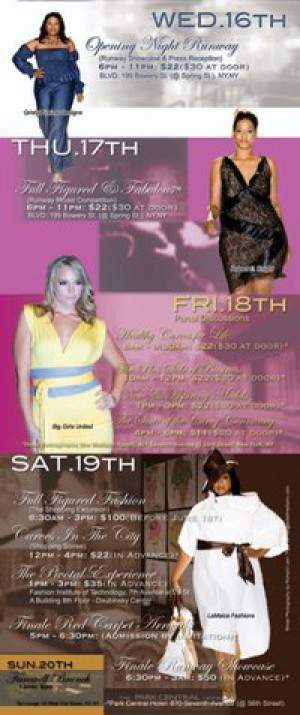 Are you ready? Full Figured Fashion Week is around the corner!