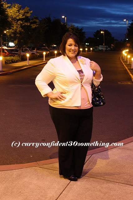 Jessica Kane on The Curvy Fashionista's Show and Tell