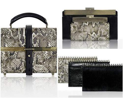 Alexander Wang Fall 2010 Handbags