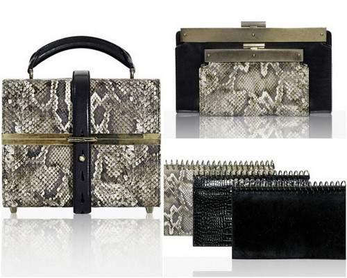 Alexander Wang Fall 2010 Handbags