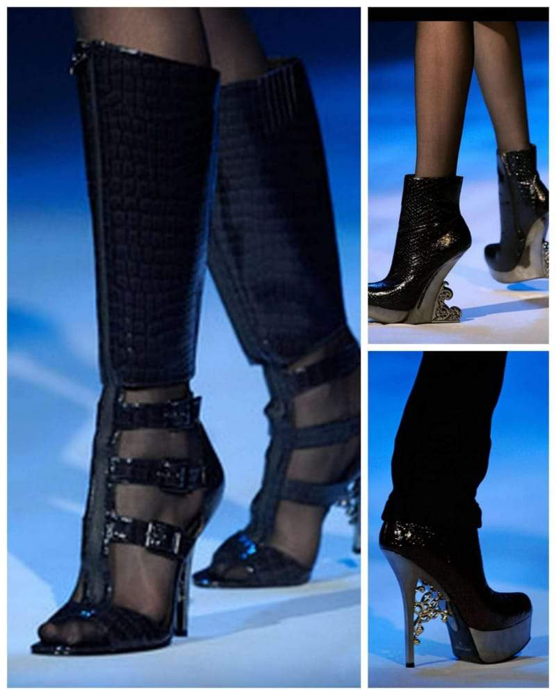 Christian Siriano for Payless Fall 10- Runway to Realway?