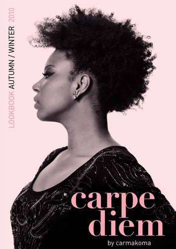 Seize the day with plus size fashion designer CarmaKoma